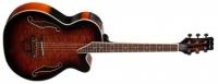 Акустическая гитара martinez faw - 2036 ceq / vs