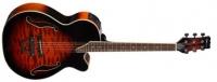 Акустическая гитара martinez faw - 2038 ceq / sb