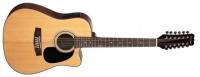 Акустическая гитара martinez faw - 802 - 12 ceq