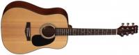 Акустическая гитара martinez faw - 802 wn