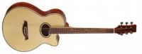 Акустическая гитара martinez w - 02 ac / n