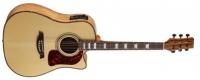 Акустическая гитара martinez w - 124 bc / n