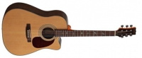 Акустическая гитара martinez w - 18 c / n