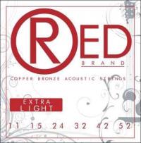 Струны red brand set  7311
